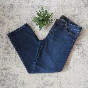 Liverpool Jeans Company Jeans Petite Straight Cut